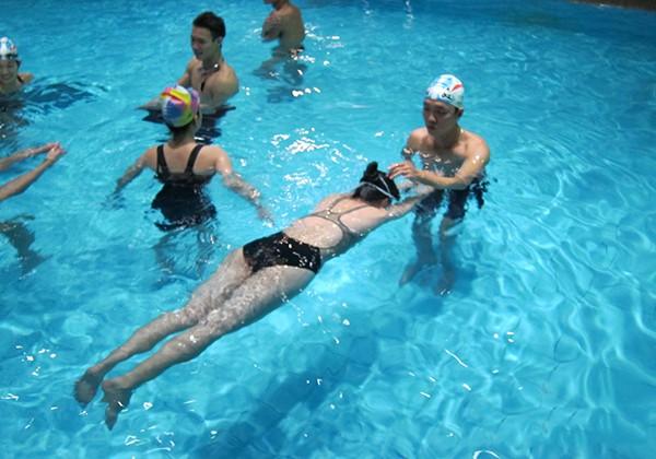 Cách bơi sải không mệt được chia sẻ bởi các HLV, VĐV bơi lội