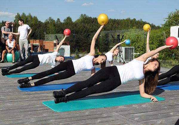 Cách tập Body Balance