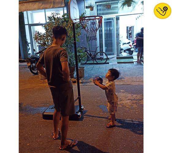 Trụ bóng rổ trẻ em đà nẵng quảng nam